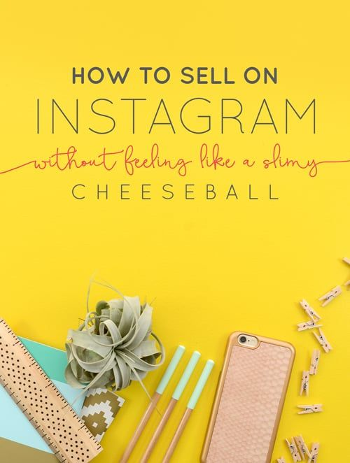 If you're a product based business it's probably no surprise to you that you can make sales off of Instagram. You probably do it all the time and it feels natural, however, to those of you that are service based with a potentially high dollar price range selling on Instagram seems like a long shot. Who would've thought that after less than one year of being very intentional about our Instagram game that we'd see actual, real life, high dollar clients from it? Well it happened and it can…