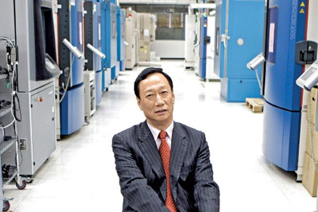 The Man Who Makes Your iPhone | The suicides introduced Foxconn to much of the world in the worst terms imaginable—as an industrial monster that treats its workers like machines, leveraging masses of cheap labor, mainly 18-to-25-year-olds from rural areas, to make products like the iPhone at seemingly impossible prices.