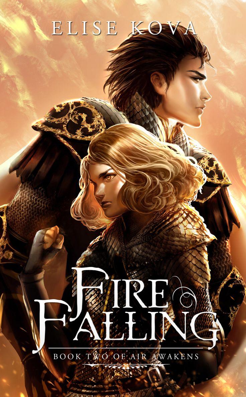 Fire Falling by Elise Kova (read April 2016)