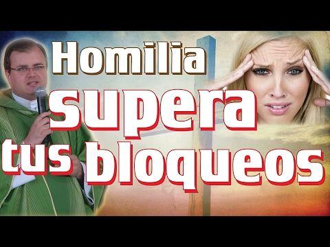 Homilía Supera tus bloqueos por Padre Teodoro (Dirk Kranz) - YouTube