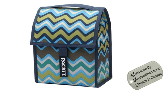 Packit Lunch Coolers - emma blue