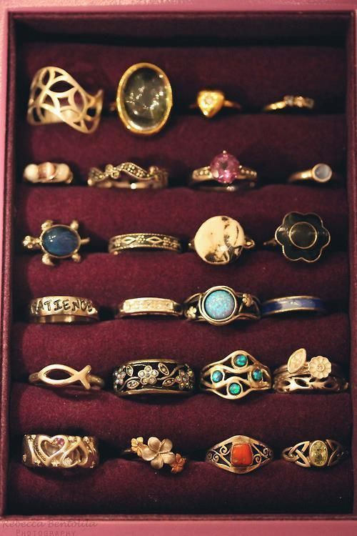 Imagen de rings, ring, and vintage