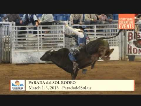Looking for something to do in Scottsdale during the month of March? This video segment promotes Spring Training baseball, The Parada del Sol Rodeo, The Scottsdale Arts Fair being held at the Scottsdale Center for the Performing Arts and the Goodguys Hot Rod and Custom Car Nationals being held at Westworld.