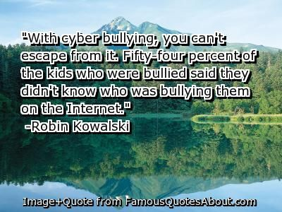 1000 Images About Cyber Bullying On Pinterest