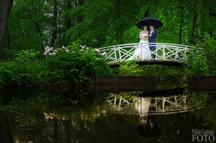 Bröllop Emelie & Joakim Breviks Kyrka