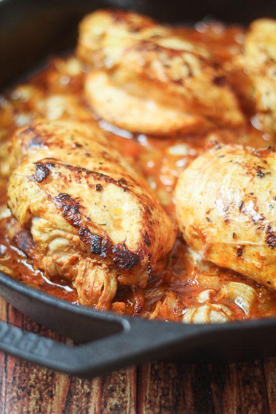 Traditional South African Piri-Piri Chicken - The Wanderlust Kitchen, ,