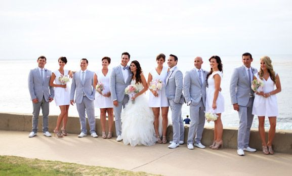 Gorgeous real weddings + wedding dress inspiration. And New, sample, and used wedding dresses at amazing prices. | www.preownedweddingdresses.com - Part 6