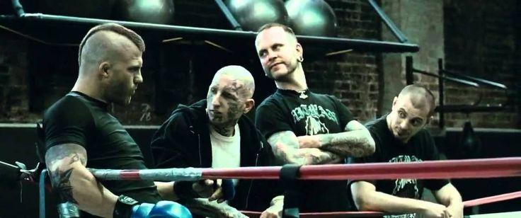 Warrior (2011) Gym fight scene-uncut version...My favorite scene . Mr Hardy