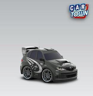 Subaru Impreza Rally Concept 2008