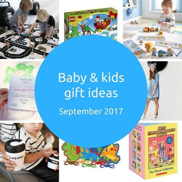 Great new kids gift ideas - September 2017 - Gift Grapevine