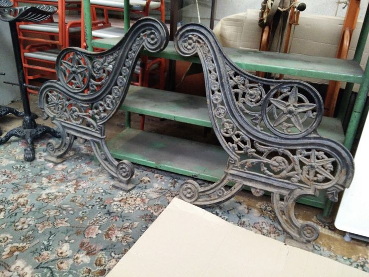 antique cast iron garden furniture uk cast iron