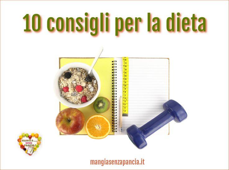 10 consigli per la dieta