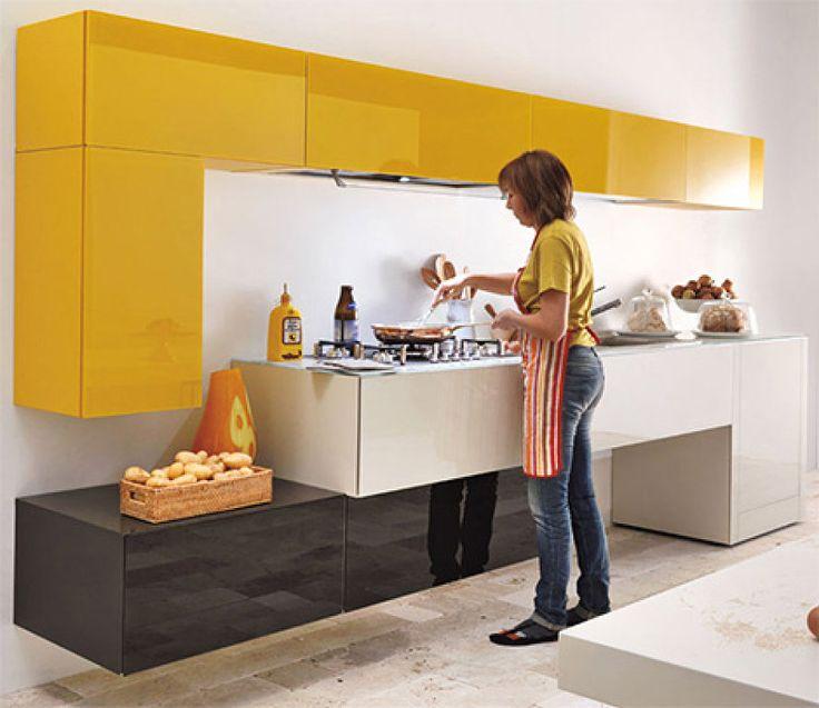 Fotos de Cocinas Sencillas y Bonitas - Para Más Información Ingresa en: http://fotosdecasasbonitas.com/fotos-de-cocinas-sencillas-y-bonitas/