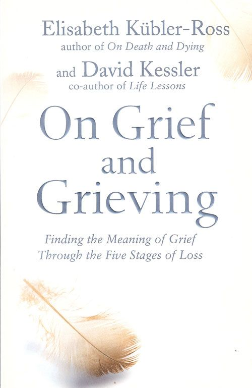 Book Review – On Grief And Grieving By Elisabeth Kübler-Ross And David Kessler   Reach for the Sky Counselling News  Visit Waverider @ http://www.waveridermp3.com #grieving #brainwave #brainwave entrainment