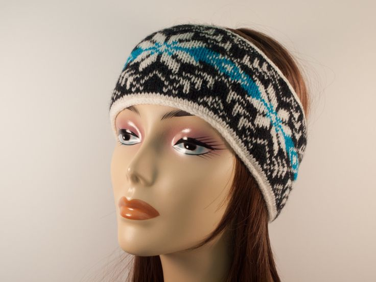 Knitting Pattern Ski Headband : 1000+ images about Ski Headbands on Pinterest Fair isles ...