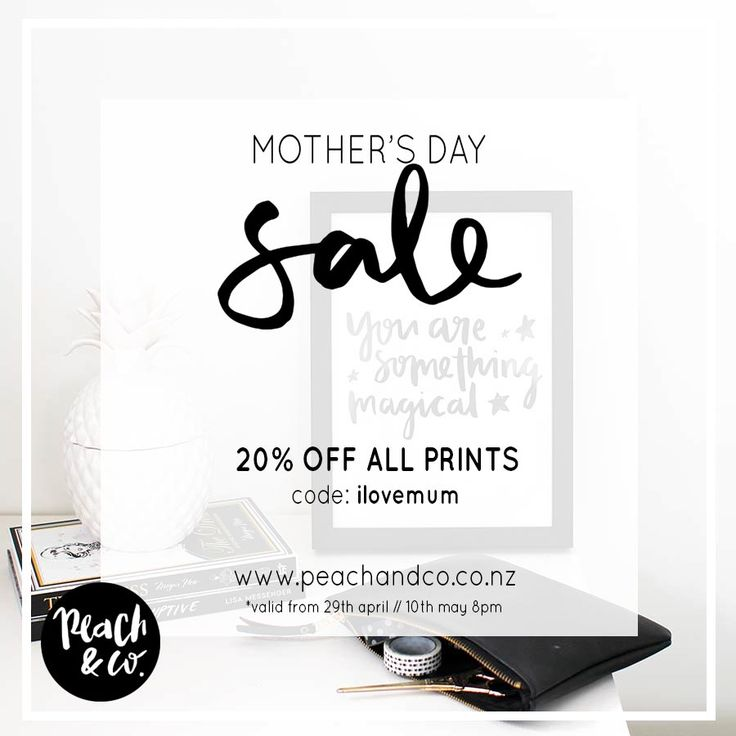 20% off all Peach & Co Prints  #handlettering #prints #art #quotes #decor #typography