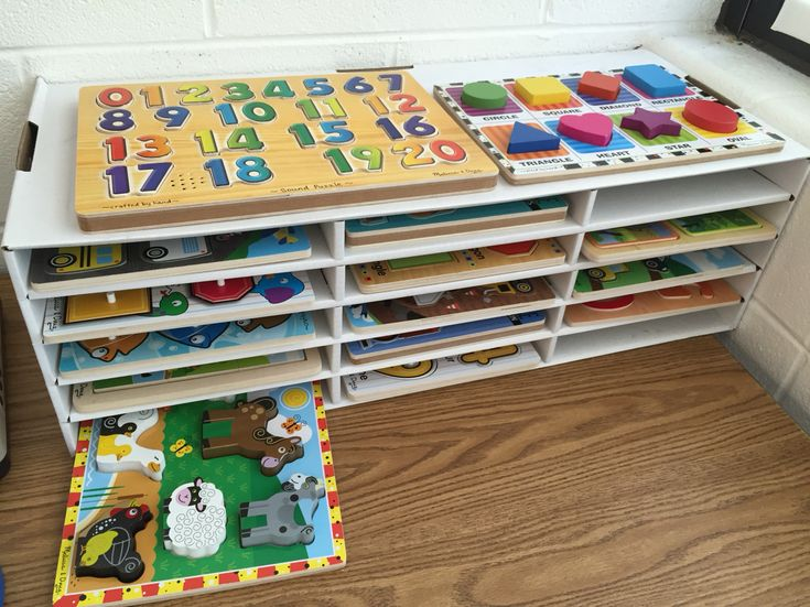 Best ideas about puzzle storage on pinterest
