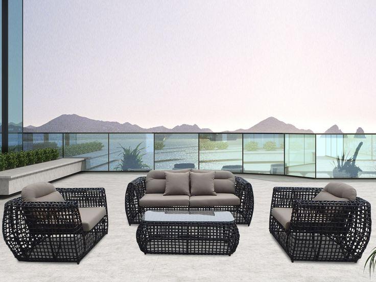 Yalın Vitello tasarımı ile balkon bahçe ve teraslarınıza uyum sağlayacak MAREL OTURMA SETİ arkadaş sohbetlerinize eşlik ederek sizi unutulmaz sıcak yaz gecelerine davet ediyor. #vitello #bahçemobilyası #yaz #mobilya #rattan