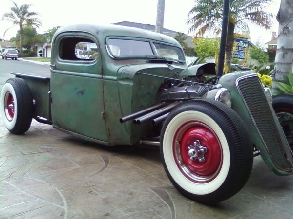the 25 best rat rod magazine ideas on pinterest hot. Black Bedroom Furniture Sets. Home Design Ideas