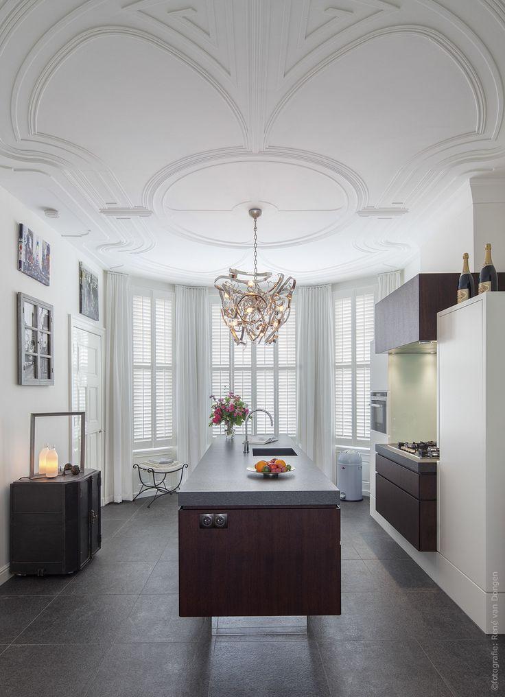 Inbouwkasten herenhuis google zoeken huisidee for Bouwen en interieur