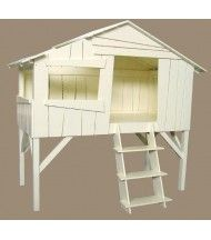 Lit cabane personnalisable : nos lits cabane enfant et bébé modulables - Ma Chambramoi