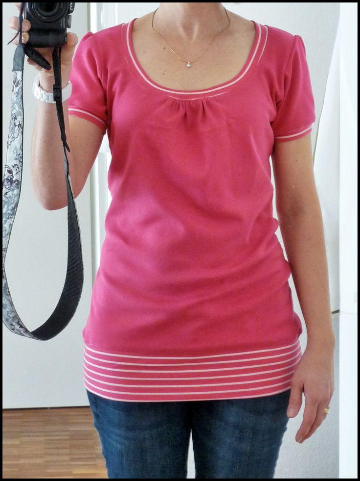 Shirt SHELLY - Farbenmix