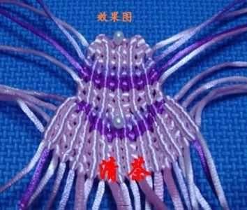 贝壳的图文教程-编法图解-立体绳结教程与交流区-中国结论坛 - 手机版