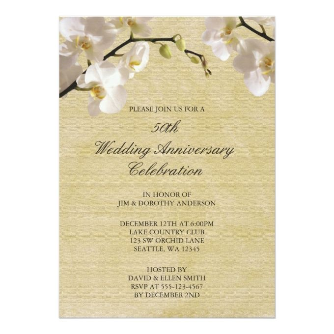 1622 best Orchid Wedding Invitations images on Pinterest Orchid