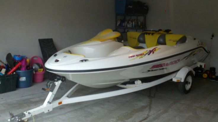 1997 Sea-Doo Speedster for sale, Twin 85 hp engines in WI-2011-07-14 ...