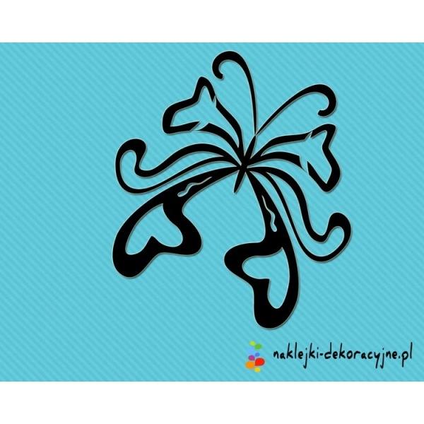 Motylek do odmalowania na ścianie lub naklejka motylek do dekoracji ściany. Sprawdź to i bierz w najniższej cenie + Rok Gwarancji!