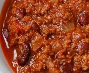 Vegetables That Go With Chili