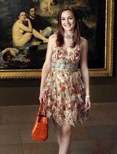Blair Waldorf (Leighton Meester) #GossipGirl