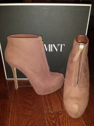 Available @ TrendTrunk.com ShoeMint Boots. By ShoeMint. Only $38.00!