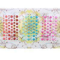 Zucchero praline autoadesiva dello smalto dei puntini resina adesivo per scrapbooking/artigianato fai da te/card making decorazione