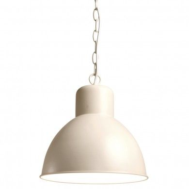 Ivory Cafe Hanging Lamp
