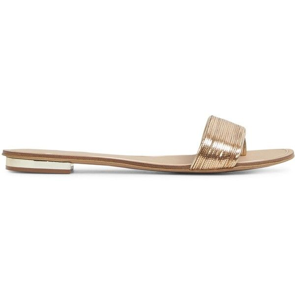 d28ff6d5ae3 Aldo Soffia Single-strap Slide Sandals ( 51) ❤ liked on Polyvore featuring  shoes