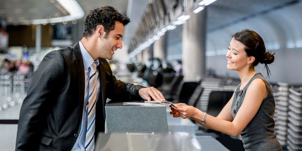 Seasoned travellers know several tricks to make airport waits bearable. Photo / iStock