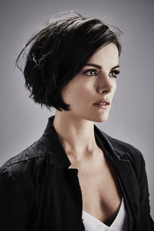 Jaimie Alexander - I don't know where to file her but man she's pretty!