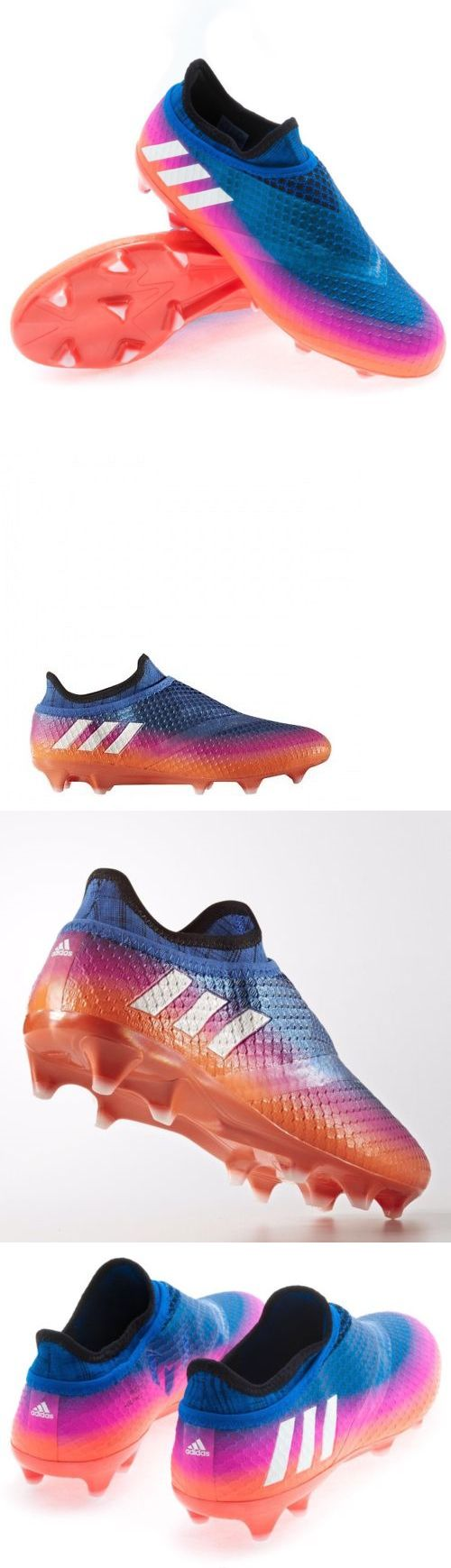 Men 109133: Adidas Messi 16+ Pureagility Fg Soccer Cleats Boots Size 9.5 Bb1871 Mens $299 -> BUY IT NOW ONLY: $109 on eBay!