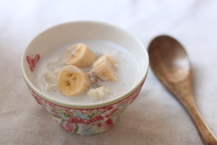 インド料理屋さんのデザート☆クスクスのココナッツ汁粉 : SARIA It's a piece of work  サリアの小さな世界
