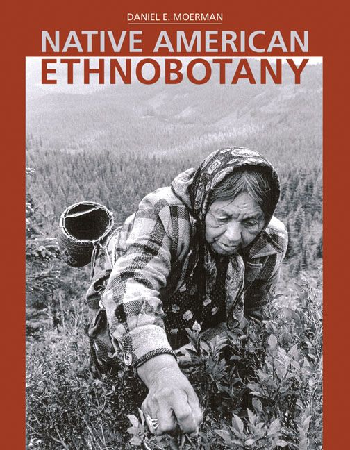 I've seen this less expensive on Amazon -  This book is an enormous tome, with over 900 pages of content. It will describe how a plant was used by various tribes, from food, to medicine, to functionality; say fire, glue, hand drill, etc.  Furthermore, you can look up a certain ailment, in the back of the book, and it will show you which tribe used which plant to treat that ailment.