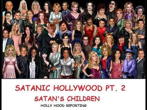 Celebrity deals with satan