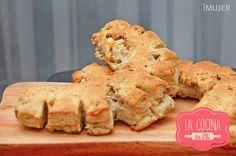 Receta para preparar #pan con grasa y rosca con #chicharrones