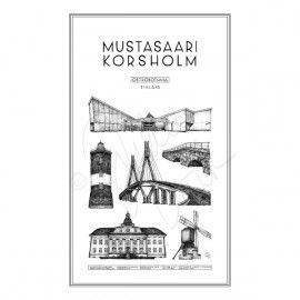 Mustasaari by Julia Bäck
