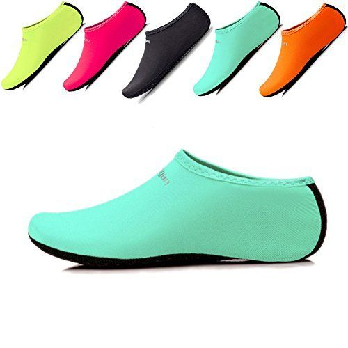 Kid Men Women Barefoot Water Skin Shoes Aqua Socks Beach Swim Surf Yoga Exercise