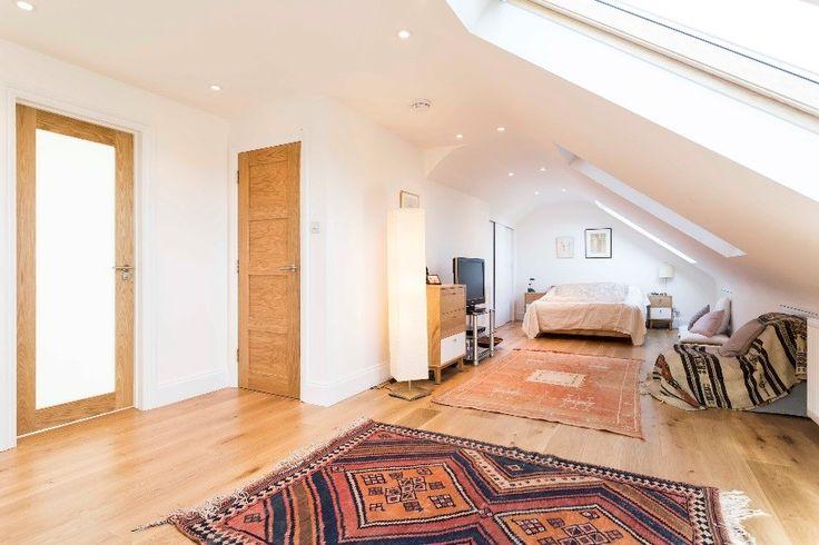 Bedroom london Loft Conversion Ideas