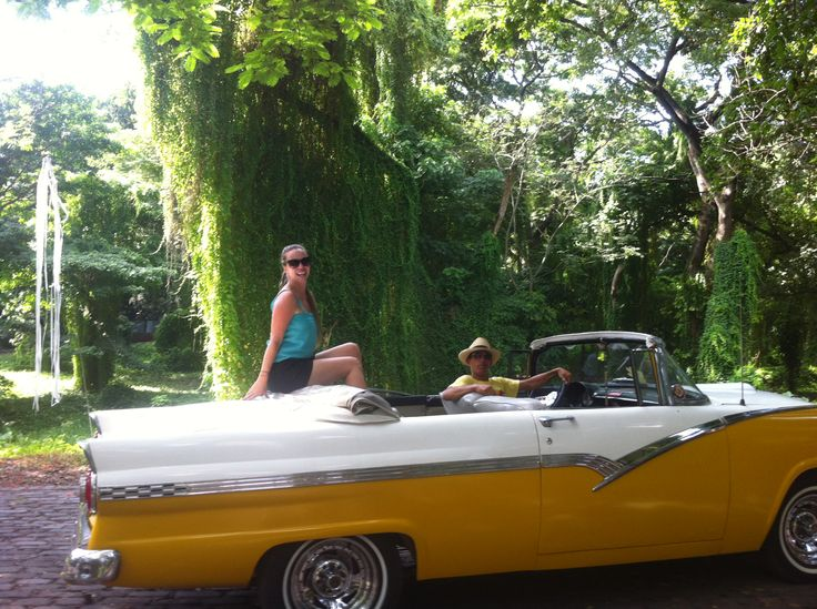 Havana Classic Car Tour Snaps. http://goo.gl/zg3eCw