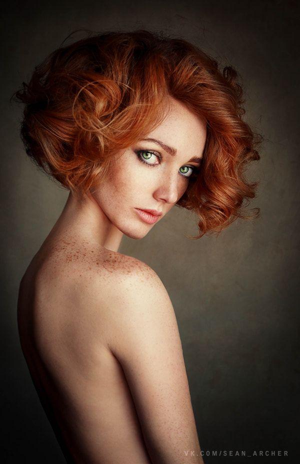 Busty Redhead Mature Taryn