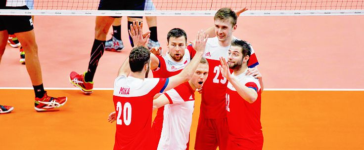 "majaaa9: "" Olympic Games Rio 2016 Volleyball: Poland 3-0 Egypt """