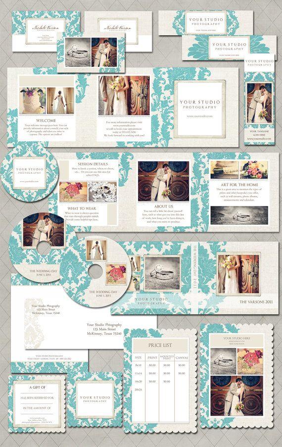 Photography Marketing Branding Package- Kandid Designs